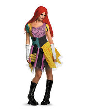 The Nightmare Before Christmas Sexy Sally / Adult Costume