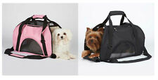 ON THE GO DOG PET CARRIERS  - Purse Style Designer Carrier Tote for Small Dogs