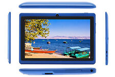 """iRulu 7"""" Multi-Color Tablet PC Android 4.2 Dual Core A23 1.5GHz 8GB + Keyboard"""