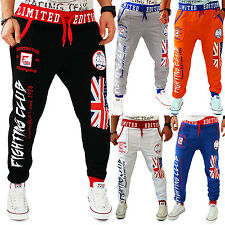 ZAHIDA Men Women Jogging Pants Tracksuit Bottoms Joggers P. Trackies Fitness New