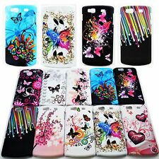 Fashion Skin Shell Hard Plastic Phone Case Cover For Samsung Wave 3 III S8600