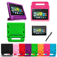 """Kids Safe Proof Foam Case Cover For Amazon All new Kindle Fire HD 7"""" 2013 Model"""