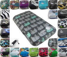 FOR LG OPTIMUS DYNAMIC 2/FUEL/ZONE 2 GRAPHIC DESIGN SNAP-ON CASE COVERS+STYLUS