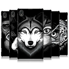 HEAD CASE BIG FACE ILLUSTRATED SERIES 2 BACK CASE FOR SONY XPERIA Z1 C6902