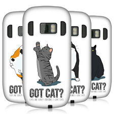 HEAD CASE GOT CAT PROTECTIVE COVER FOR NOKIA C7 701