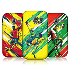 HEAD CASE FOOTBALL MOVES SNAP-ON BACK COVER FOR SAMSUNG GALAXY ACE 2 I8160