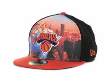 New York Knicks NBA Marvel City Spider-Man New Era 59Fifty Fitted Hat Cap Lid NY