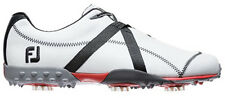 Footjoy Golf M Project Cleated Golf Shoe - White/Black - 55124 - Pick your size!