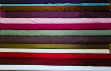 "59/60"" Iridescent TAFFETA Fabric - 22 Colors - By the Yard"