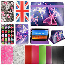 "Universal PU Leather Flip Case Cover Fits For Various 10.1"" Inch Tablets +Stylus"