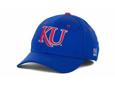 Kansas Jayhawks Authentic On Field The Game Curved Bill Fitted Hat Cap NCAA KU