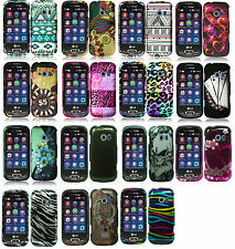 Design Snap On Protector Hard Cover Phone Case for LG Extravert 2 VN280