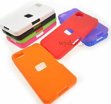 For Blackberry Z10 Laguna Silicone Gel Skin Case Soft Flexible Grip Cover