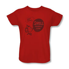Dubble Bubble SWe Will Gum T-Shirt Womens Tee Red S M L XL 2X