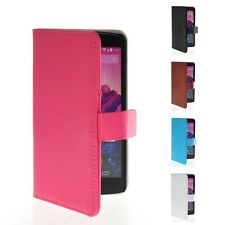 Flip Leather Wallet Card Shell Pouch Stand Case Cover For LG Google Nexus 5