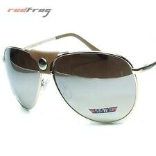 New AIR FORCE Aviator Pilot Flying Mirror Sunglasses Fashion Mirror Lens UV400