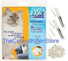 Soft Claws Nail Caps for Cats and Kittens Paws CLS, All Sizes and Colors! NEW!