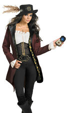 Pirates of the Caribbean Angelica Halloween Costume