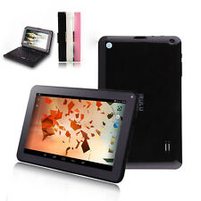 "IRULU 9"" Android 4.2 8GB Tablet PC Dual Core & Camera WiFi  Black w/ Keyboard"