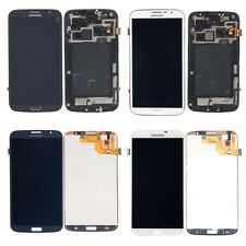 LCD Touch Screen Digitizer Frame for Samsung Galaxy Mega 6.3 i527 i9200 i9205