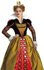 Alice In Wonderland Movie Red Queen of Hearts Costume