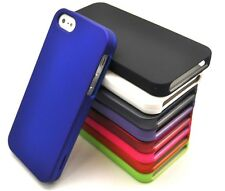Ultra Thin Rubberized Protective Hard Case for Apple iPhone 6 / 6 Plus / 5S 5C