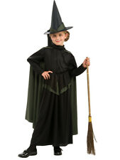 Child Licensed Wizard of Oz Wicked Witch Fancy Dress Costume BOOK Kids Girls BN