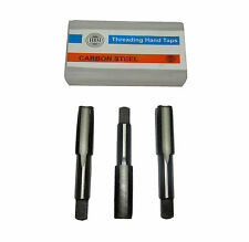 RDGTOOLS METRIC TAPS LEFT HAND THREAD SET OF 3 FIRST SECOND AND PLUG TAP