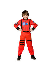 Child Spaceman Outfit Fancy Dress Costume Book Week Astronaut Kids Boys