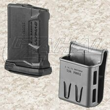 FAB Defense 10-Round 5.56/223 Polymer Magazine w/ Pouch ULTIMAG 10R + 5.56 POUCH