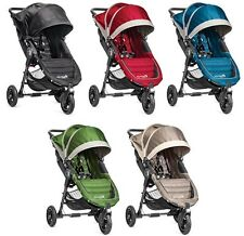 Baby Jogger City Mini GT Compact All Terrain Stroller NEW 2015 - 5 COLOR CHOICE