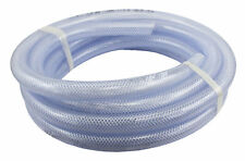 Clear Flexible PVC Tubing Heavy Duty UV Chemical Resistant Vinyl Hose Water Oil