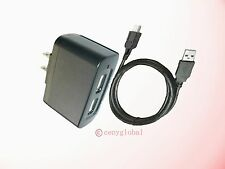 Two USB Ports Power Supply Charger For Samsung Smartphone ECB1DU4EWE ECB-DU4AWC
