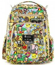 Ju Ju Be Be Right Back Backpack Baby Diaper Bag Tokidoki Animalini NEW