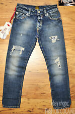 RA-RE ALOSA ITALY BOYS JEANS AUTHENTIC BNT BRAND NEW AGE 6 YEARS LIGHT BLUE SLIM