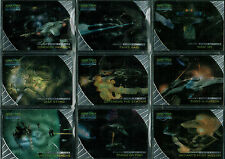 STAR TREK DS9 MEMORIES FROM THE FUTURE SPACE BATTLES SINGLE CARDS