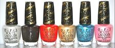 New! OPI THE BOND GIRLS Liquid Sand Nail Polish Lacquer U CHOOSE COLOR James 007