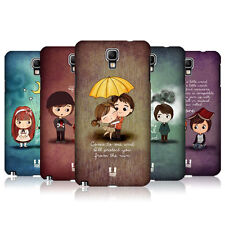 HEAD CASE CUTE EMO LOVE PROTECTIVE COVER FOR SAMSUNG GALAXY NOTE 3 NEO N7505