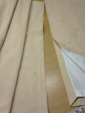 Static Caravan Curtain sets -lots sizes available,top quality cream,make own set