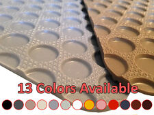 1st & 2nd Row Rubber Floor Mat for Mercedes-Benz 220Sb #R3816 *13 Colors
