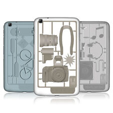 HEAD CASE MODEL KITS SNAP-ON BACK COVER FOR SAMSUNG GALAXY TAB 3 8.0 T310