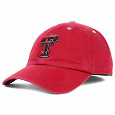 Texas Tech Red Raiders NCAA Franchise Hat Cap Lid University TT TTU Lubbock TX L