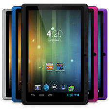 "Ematic 8GB 7"" Android 4.2 Capacitive Touchscreen Wifi Tablet Kindle Books EGM003"