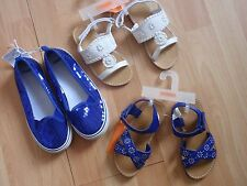 NWT GIRLS GYMBOREE SPARKLE SAFARI SHOES, SANDALS 3-4, 5-6, 7-8, 7 8, 10, 1, 11