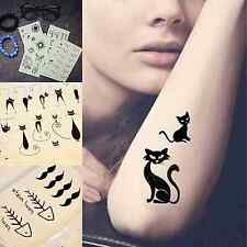 Personality Pattern Tattoo Stickers Body stickers Use Simple Easy Cleaning New