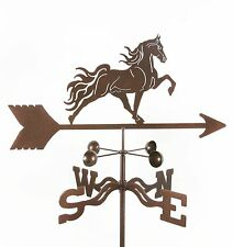 Classic Antique Look - Tennessee Walker Horse Weathervane - Chice of Mount