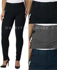 NEW WOMEN'S CALVIN KLEIN FAUX LEATHER POCKET PONTE PANT! LEGGING PANT! VARIETY!