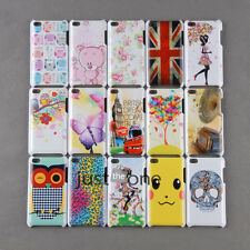 Lovely Cute Pattern Skin Back Shell Protector Case Cover for Apple iPod touch 4