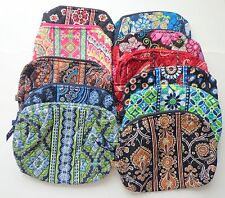 BRAND NEW! Vera Bradley Retired Large Cosmetic Bag In Assorted Patterns -