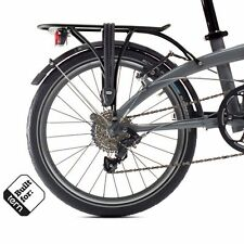 2014 Biologic Portage Commuter Bike Rear Carrier Frame Mount Tern Pannier Rack